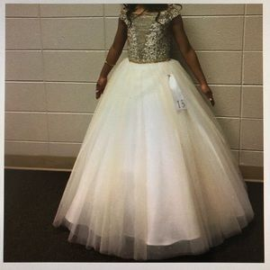 Other - Tiffany princess pageant dress glitz 10